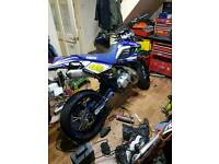 Yamaha DTR 125 2006 SM