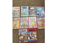 Children's DVD's