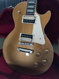 Gibson Les Paul Classic Gold Top 2017