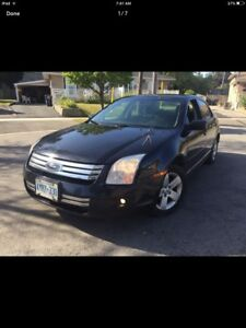 Ford Fusion  best offer