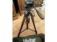 (offers) Vivitar camera tripod