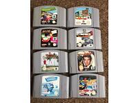 Nintendo n64 games