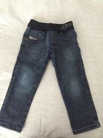 Diesel girl/toddler jeans