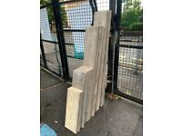 Reclaimed scaffold boards/wood 1ft+ Hackney - Delivery available scaffolding/timber/upcycle/planks