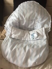Car seat/buggy cosy toes