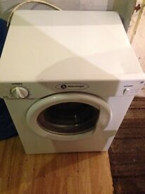 Small white knight dryer