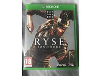 Pes 2015 and ryse son of Rome