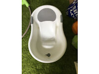 Tippitoes Baby Bath - As new, only £3