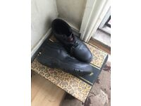 Men TUF safety boots - UK Size 9 - Brand new - Never used
