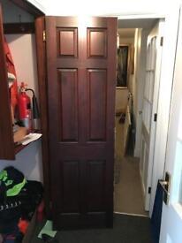 X2 pine doors