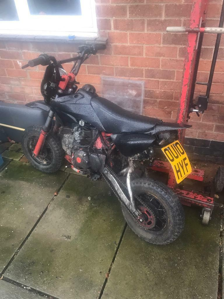 Road Legal Pitbike 125 In Borrowash Derbyshire Gumtree