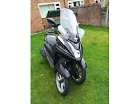 Yamaha Tricity 125 (honda msx 125 considered for part exchange)