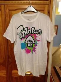 Official Nintendo Splatoon T-Shirt