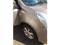 Quick sale of Nissan note ,manual,08;excellent running