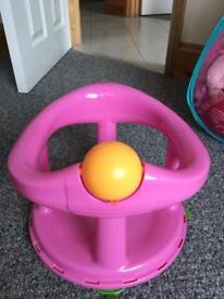 Safety 1st girls bath swivel seat