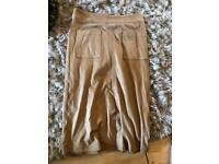 Camel midi skirt brand new with tags
