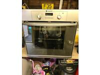 Hotpoint over in good condition