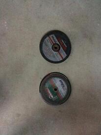 """9"""" grinder discs"""