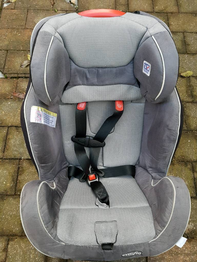 Evenflo Rear Forward Facing Car SeatSOLD