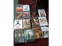 DVDs x 35.