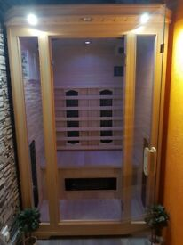 Single Infrared sauna