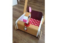 Janod Rabbit baby walker