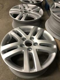 "Volkswagen Jetta alloys 16"" refurbished"