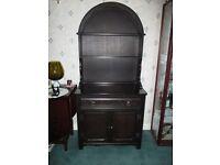 Welsh Dresser in mahogany