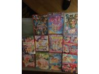 11barbie dvds