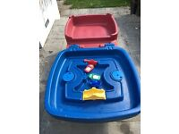 Little Tikes Water and Sand Pit