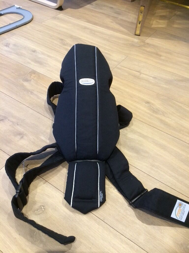 Baby bjornin Linlithgow, West LothianGumtree - Baby Bjorn original baby carrier. Baby bjorn original baby carrier in great condition