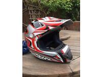 Shark MXR Factory Motocross MX BMX Helmet