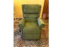 Excellent Condition Tilt and Rise Arm Chair