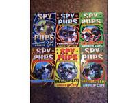 Spy Pups books