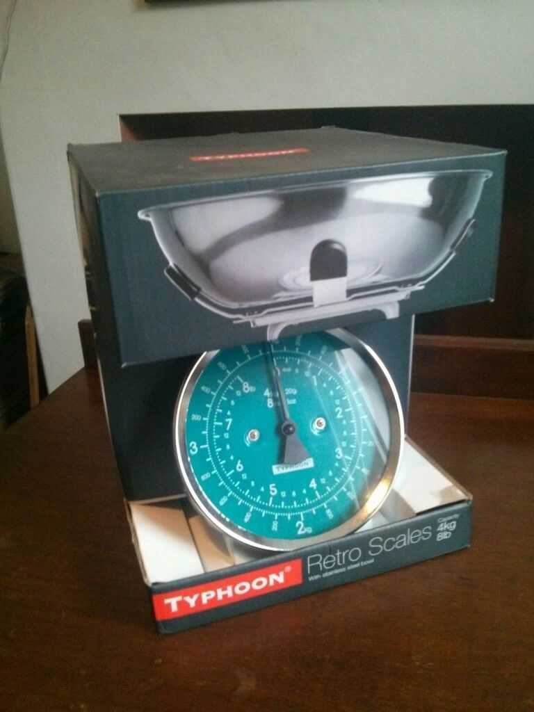 Typhoon Retro weighing scales | in Sheffield, South Yorkshire | Gumtree