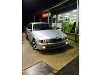 bmw 530d auto perfect condition