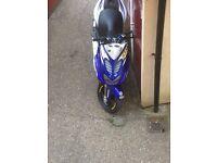 Yamaha aerox Rossi rep 2010!! (Open for swaps)