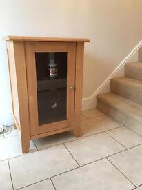 Cupboard for display