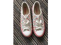 Cath kidston canvas shoes