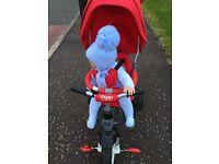Bike/ stroller