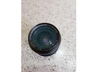 Steinheil camera lens