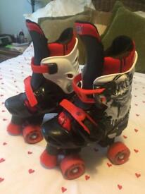 Child's Roller Boots size 13-3