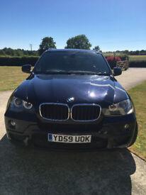 BMW X5 3.0 X DRIVE 30d M SPORT 5 dr