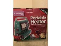 Portable Gas Heater (camping, boats, caravans)