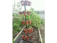 Plant pot stand