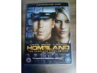 Homeland x4 Complete Series 1,3,4,5