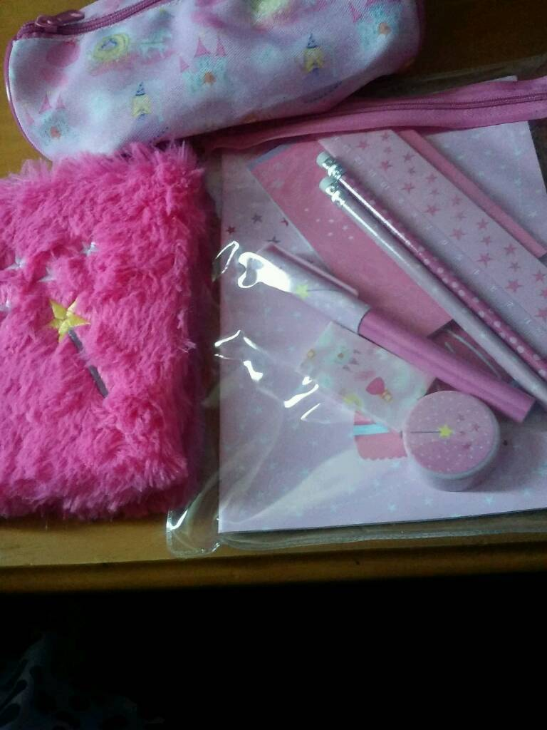 New Childrens Stationary Set