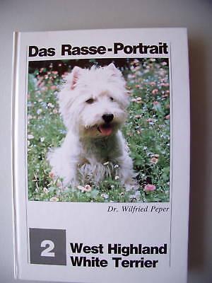West Highland White Terrier 1995 Hund Hunderasse