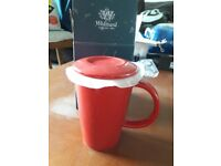 Whittard Red Pao Mug (Tea Infuser)