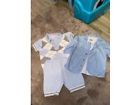 Baby boys 0-3 clothes bundle great condition
